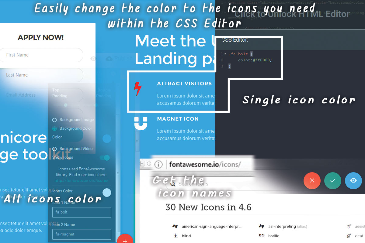 Best Bootstrap Landing Page Theme Builder