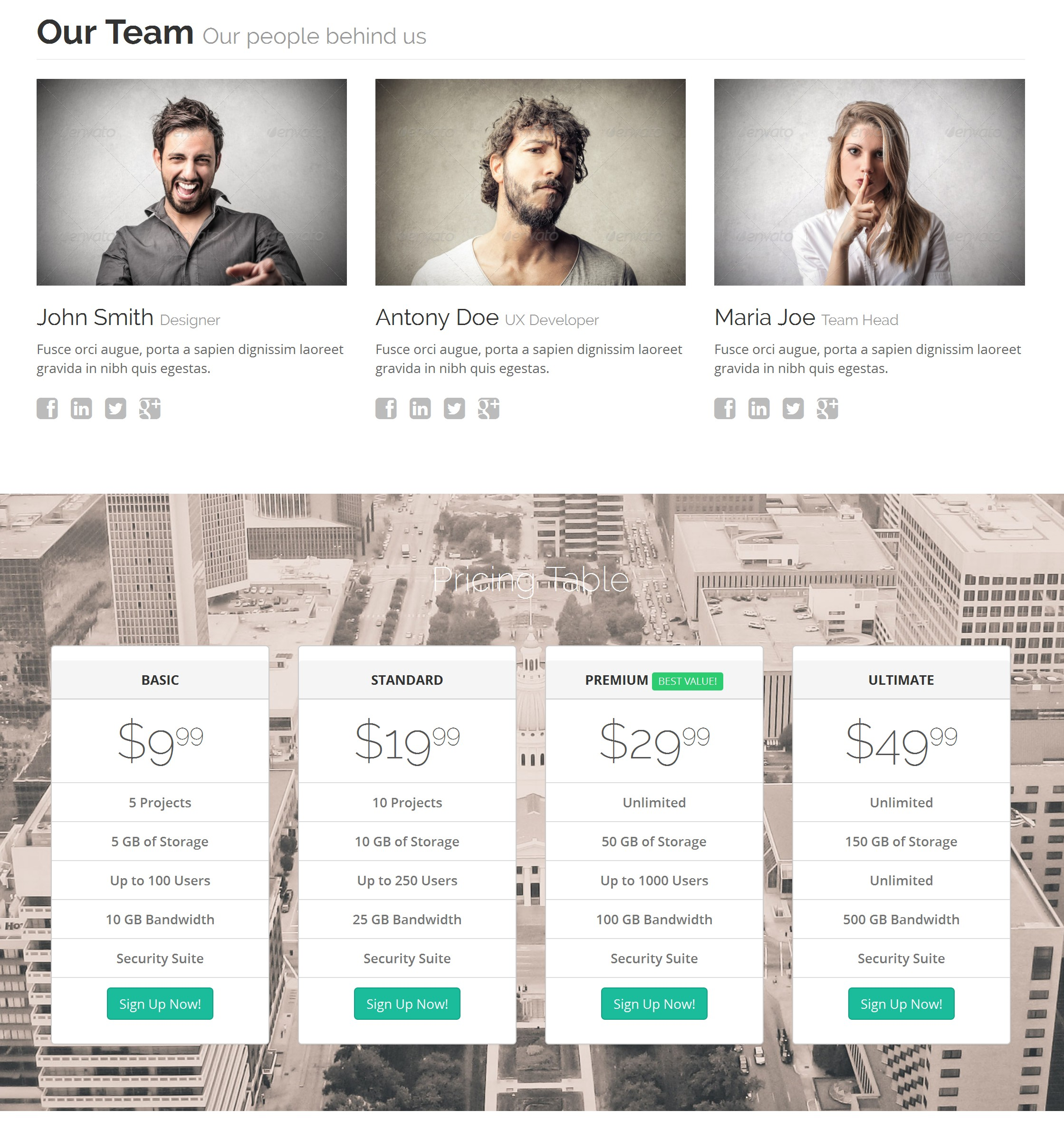 Free Download Bootstrap Store Theme