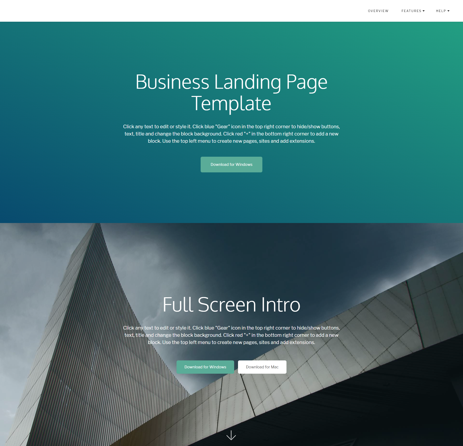HTML Bootstrap DirectM Themes