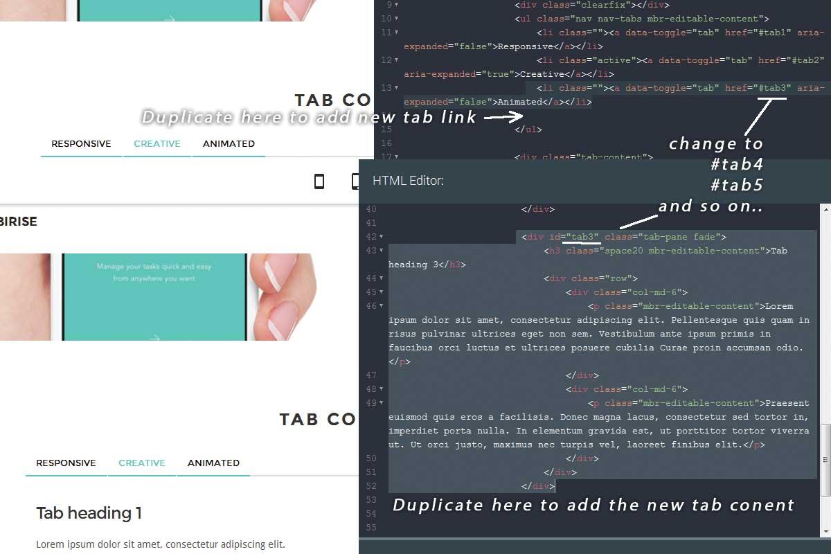 Premium Bootstrap Dark Theme Download