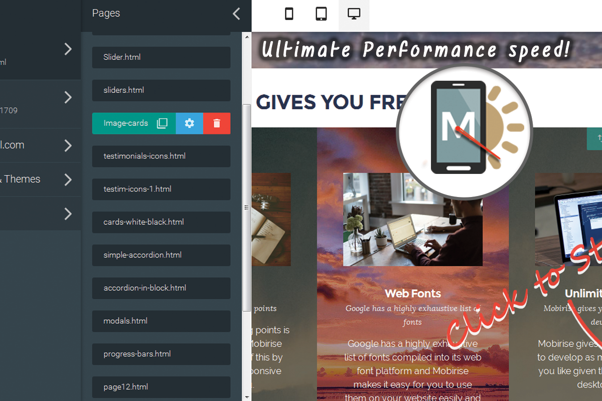 Best  Web Maker Software