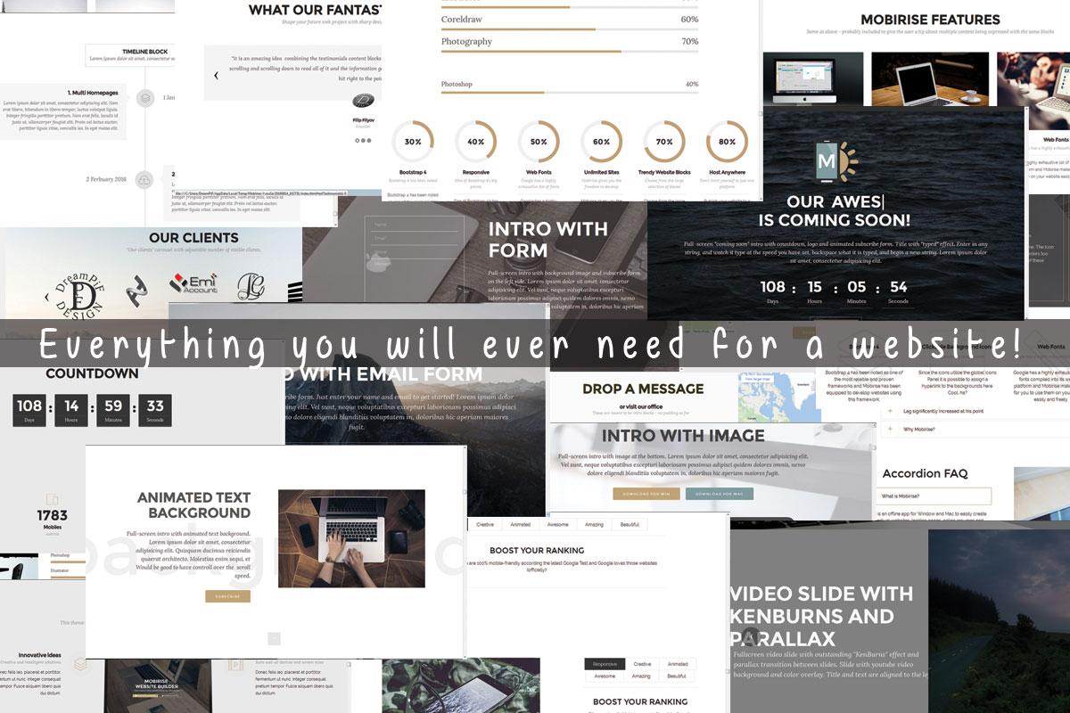 Free Responsive Website Maker